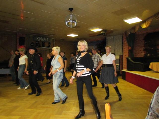 Steffens Linedance-Seite (Fotos von der Line-Dance-Party